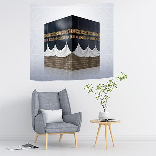 Duvar Örtüsü Kabe