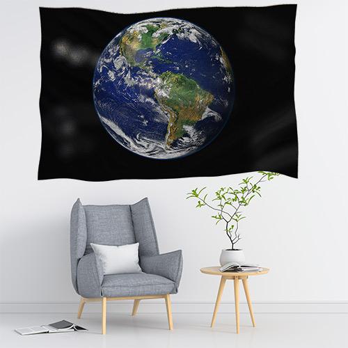 Duvar Örtüsü Dünya